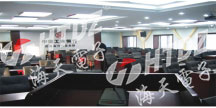 国内案例-中国工商银行吉林省分行会议室