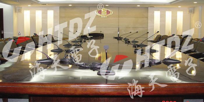 国内案例-广州市荔湾区地税局会议室