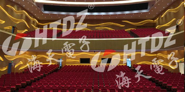 国内案例-广州增城市政府会议中心