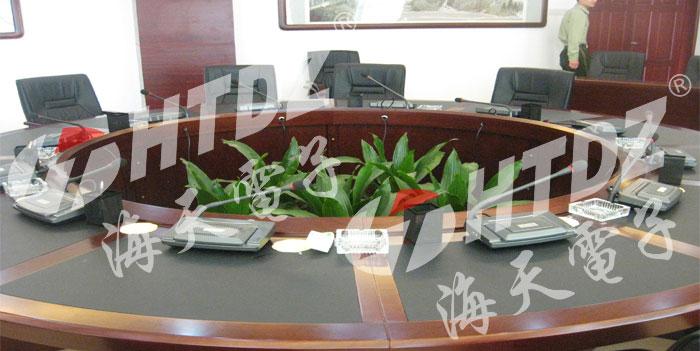 国内案例-福建省莆田市公安局会议室